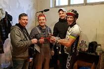 S Martinem Koplíkem o natáčení videí k bikemaratonu RAAB Rohálovská padesátka
