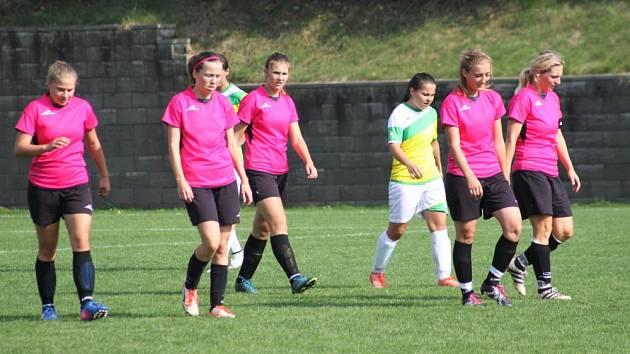 Moravskoslezská fotbalová divize žen, Holešovské holky-Mutěnice