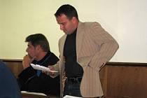 Kroměřížský okresní soud začal projednávat 6. září 2011 rvačku, ke které došlo v dubnu v Holešově.