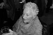 Zemřela čestná občanka Kroměříže Sylviane Brazillier.