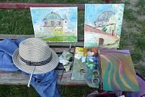 Od 28. května do 28. srpna se v Jurkovičově sále na Svatém Hostýně koná výstava nazvaná Svatý Hostýn v obrazech: k vidění na ní budou díla skoro dvaceti autorů, účastníků každoročního srpnového Malování v Hostýnských vrších.