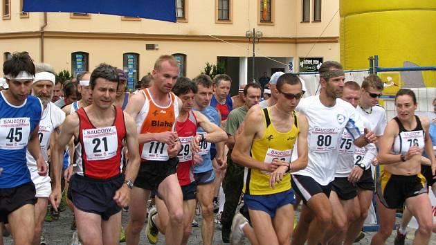 Běh na Svatý Hostýn. Ilustrační foto