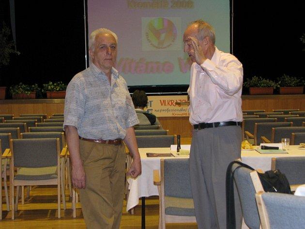 V Domě kultury Kroměříž se 11. a 12. 4. 2008 konal VII. ročník krajské soutěže neprofesionální filmové tvorby Kroměříž 2008-