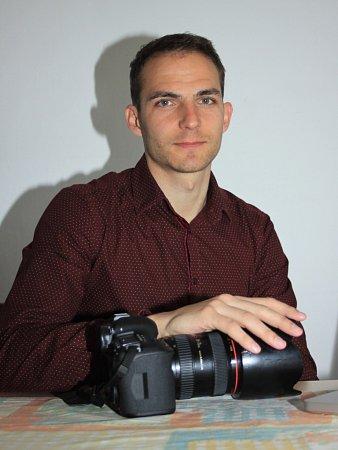 UZNÁVANÝ FOTOGRAF. Petr Pělucha zTřebětic získal sjedním snímkem imezinárodní ocenění.