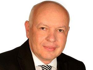Na snímku starosta Bystřice pod Hostýnem Zdeněk Pánek.
