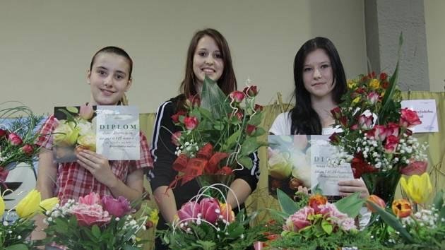 Na pěstitelské výstavě Floria soutěžili žáci středních a základních škol v květinových vazbách.