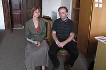 Vyprávění Lenky Křesadlové a Pavla Bleši, kteří přiblížili povodně v Podzámce v roce 1997.
