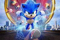 Ježek Sonic.