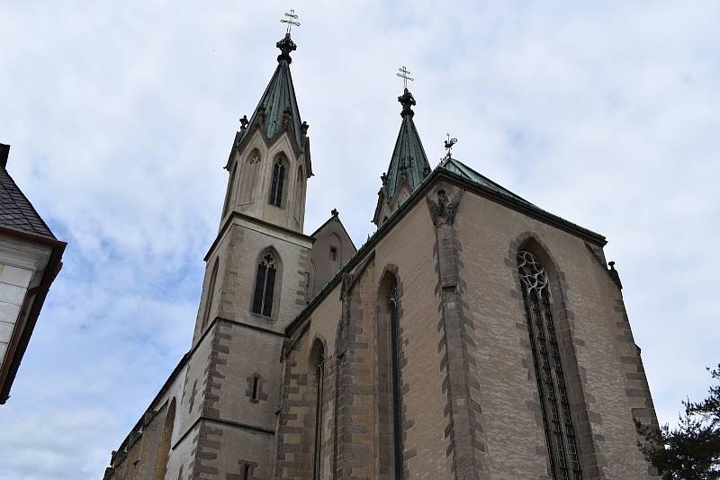 Kroměřížské kostely se zapojí do projektu Noc kostelů 28. května 2021.