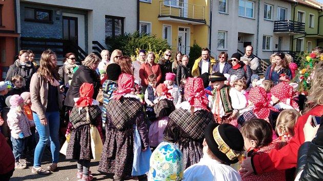 Vynášení Morany v Kroměříži