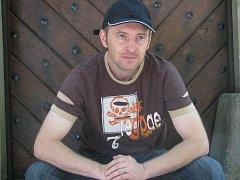 Tomáš Hradil z Bystřice pod Hostýnem je členem skupiny Los Perdidos.