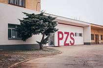 Protialkoholní a protitoxikomační záchytná stanice v Kroměříži.