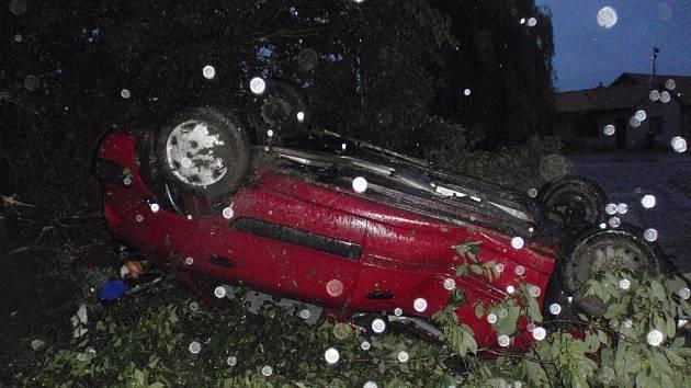 Hrozivá nehoda bez vážných následků