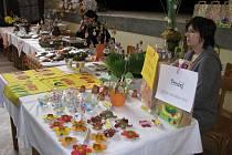 Ve Chvalčově se konala prodejní výstava zaměřená na velikonoční řemesla