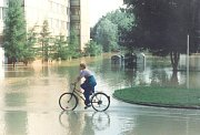 VÝROČÍ POVODNĚ 1997. Také Kroměříž před dvaceti lety postihly povodně, které se nesmazatelně zapsaly do dějin města.