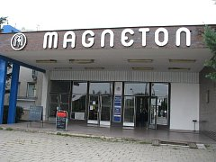 Kroměřížský Magneton. Ilustrační foto
