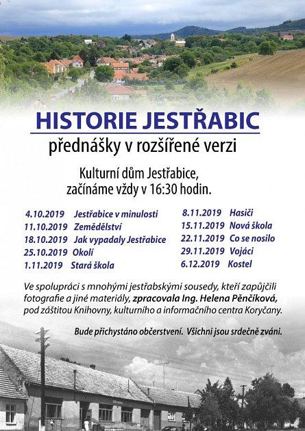 Historie Jestřabic