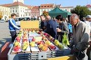 Jablečný den v Kroměříži 2018
