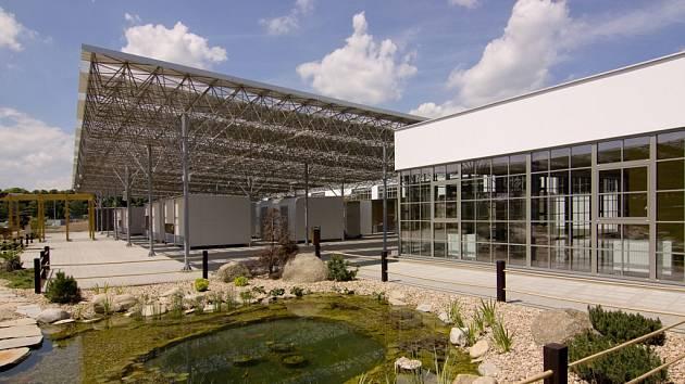 Výstaviště Floria v Kroměříži