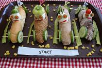 Žáci základní školy z Morkovic uspěli s tímto receptem v týdenním on-line hlasování soutěže o postup do národního finále dětské kuchařské soutěže s názvem Coolinaření.