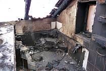 Druhý den pokračovalo vyšetřování požáru v Pačlavicích