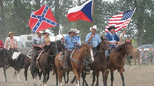 V sobotu 22. srpna 2009 se na ranči v Bezměrově konal Westernový den.