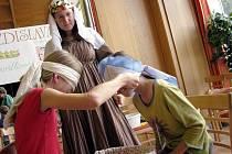 V sobotu 18. září 2010 se v Kroměříži sešli dobrovolníci oblastní charity. Za jejich ochotu jim poděkoval i olomoucký arcibiskup.