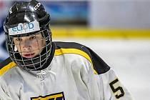Mladý talentovaný hokejista Marek Šišák