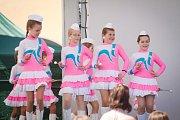 Taneční přehlídka Den tance v Kroměříži