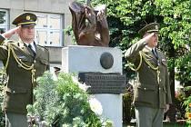 Výročí odhalení pomníku PTP – VTNP. Ilustrační foto