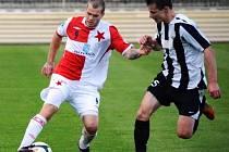 Fotbal MSFL: Kroměříž – Žďár nad Sázavou,