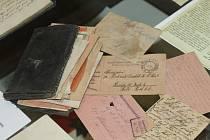 V Muzeu Františka Skopalíka v Záhlinicích vzpomínají na první světovou válku.
