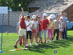 V prostorách kulturně - sportovního areálu v Karolíně se 2. 6. 2008 konal XI. ročník Dětských olympijských her.
