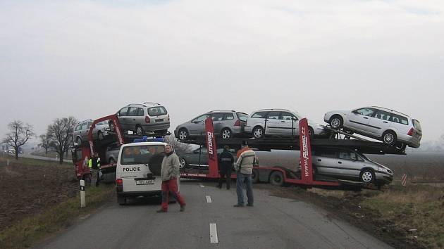 Kuriózní nehoda.