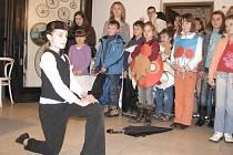 V Muzeu Kroměřížska se ve čtvrtek 3. února 2011 konala vernisáž okresní přehlídky výtvarných oborů ZUŠ nazvaná Cesty fantazie.