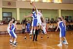 Druholigoví basketbalisté Slávie Kroměříž