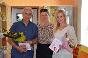 Slavnostní vyhodnocení celoměstské ankety s názvem Srdce na dlani se konalo ve čtvrtek 24. května v prostorách holešovského centra TyMy.