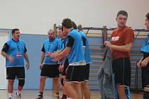 Volejbalisté SKP si poradili i s druhým týmem tabulky.