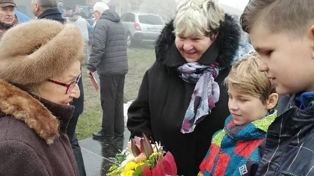 Zoe Klusáková – Svobodová se dožívá úctyhodného věku.