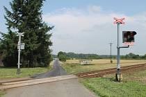 V Postoupkách se provádí rekonstrukce stávajících nezpevněných polních cest.