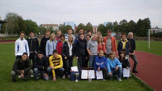 Studenti z Holešova skončili druzí, jejich spolužačky první.