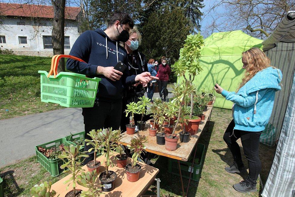 Farmářské a zahradnické trhy, Zahrada Věžky 2021