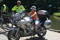 Den s Policí ČR se v sobotu 18.6. koná na Velkém náměstí v Kroměříži.