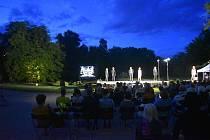 Festival Hortus Magicus v Podzámecké zahradě, 2021.