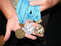 Česká reprezentace přivezla z polského mistrovství Evropy hned tři medaile. Tři ze šesti úspěšných střelců žijí na Kroměřížsku.