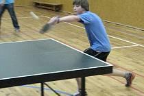 Turnaj ve stolním tenise v Holešově
