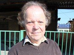 Pavel Mikulenka ze Zdounek pracuje celý život u drah, nyní na spádovišti v Přerově. Pracoval mimo jiné na pozicích jako třeba signalista či výhybkář.