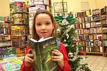 Malí čtenáři už se nemohou závěrečné části slavné série dočkat.
