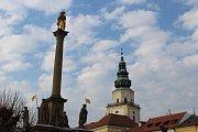 Oprava památek v centru Kroměříže