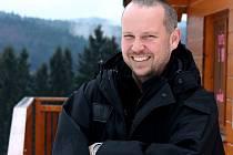 NA TROJÁKU VYROSTL. Vztah současného provozovatele Jakuba Juračky k lyžařskému areálu Troják sahá hluboko do dětství.